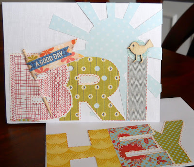 Scrapbooking Card Design by Kimberly Archer