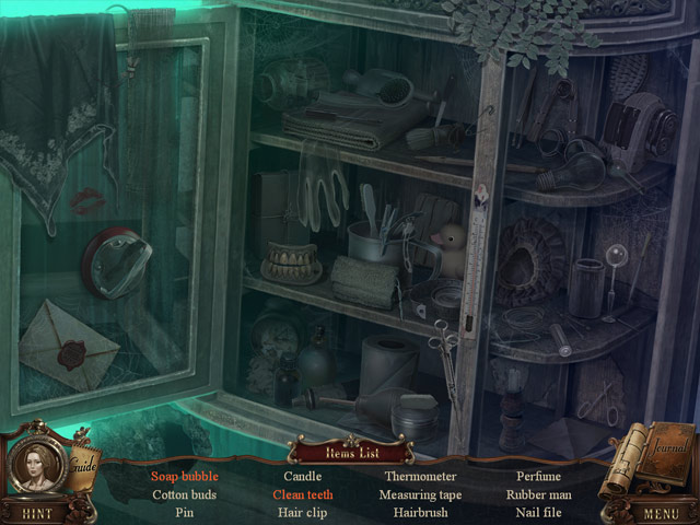 Brink of Consciousness: Dorian Gray Syndrome Collector's Edition screenshot 3