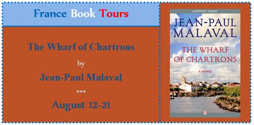 http://francebooktours.com/2014/06/19/jean-paul-malaval-on-tour-the-wharf-of-chartons/