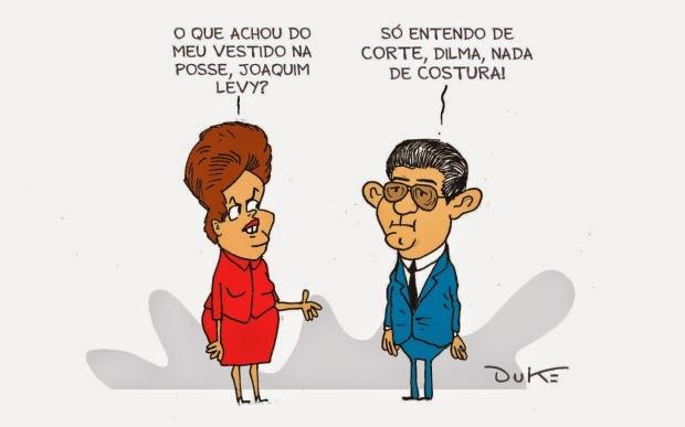 Joaquim Levy afirma  que presidente Dilma é bem intecionada mas enrolada