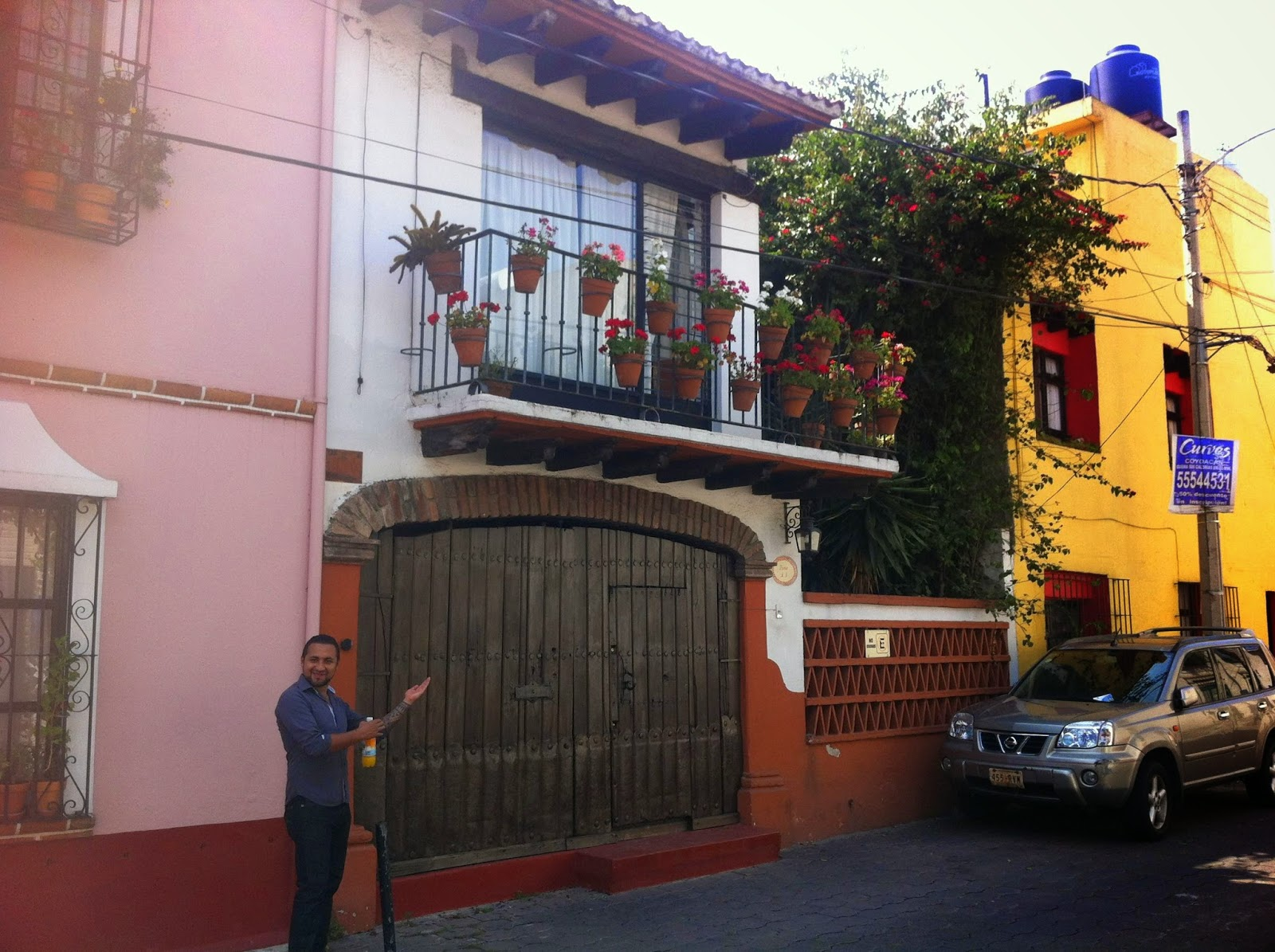 How To Rent Or Buy A House In Mexico City