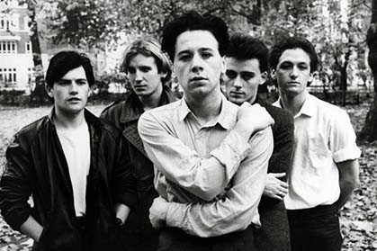 Jim Kerr and Simple Minds
