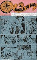 cutezatorii revista benzi desenate busola de aur elena ion miahescu comics romania expeditiile