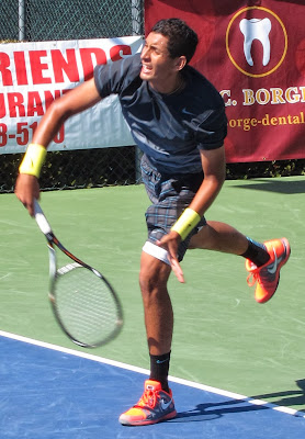 Aussie prospect Kyrgios withdraws from Tiburon
