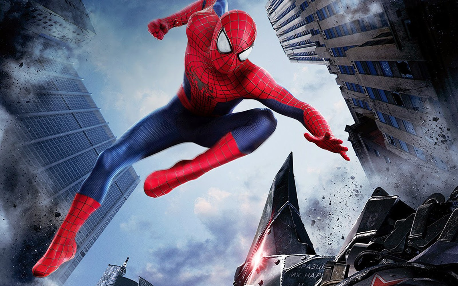 Full View And Download The Amazing Spider Man Game Wallpaper With ...