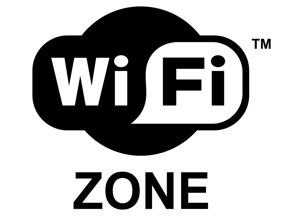 free cdr logo vector wifi zone