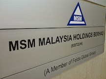 MSM MALAYSIA HOLDINGS BERHAD
