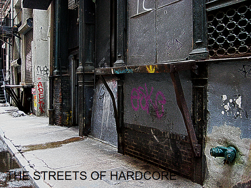 The Streets Of Hardcore