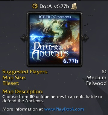 Dota v6.77b.w3x  File Download