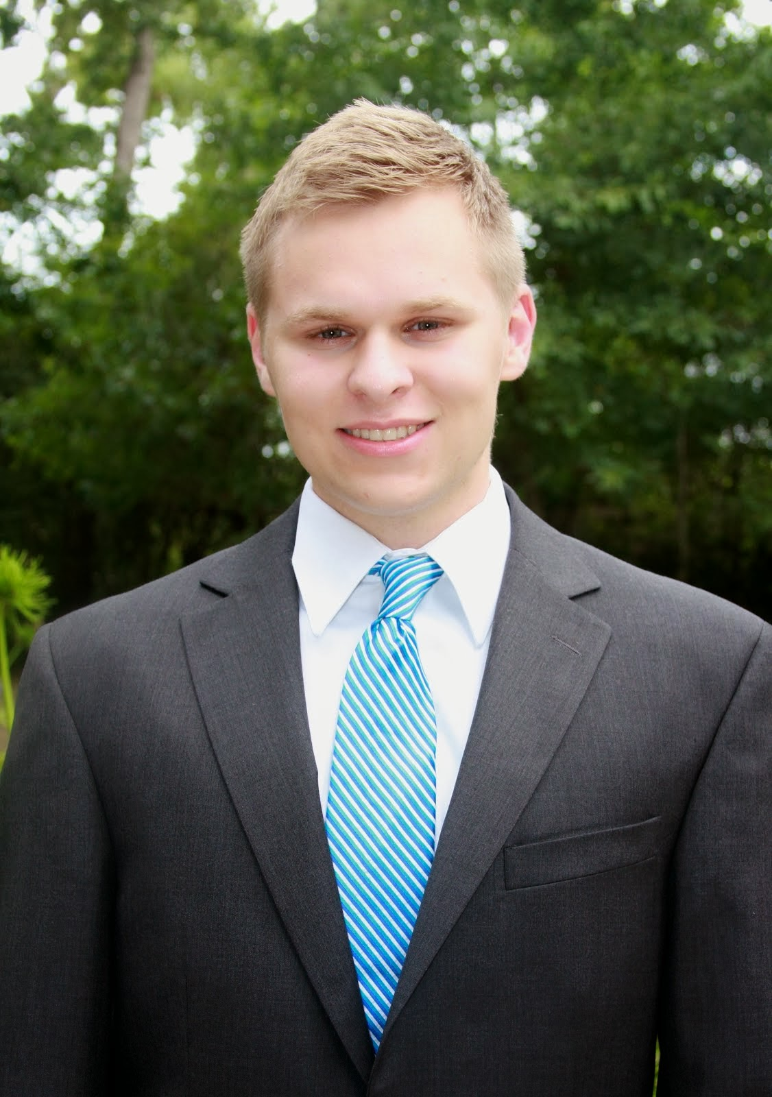Elder Mitchell Ridd