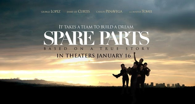 Download Subtitle Indonesia Film Spare Parts 2015 BluRay