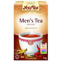 Чай для мужчин, повышающий физическую и умственную активность