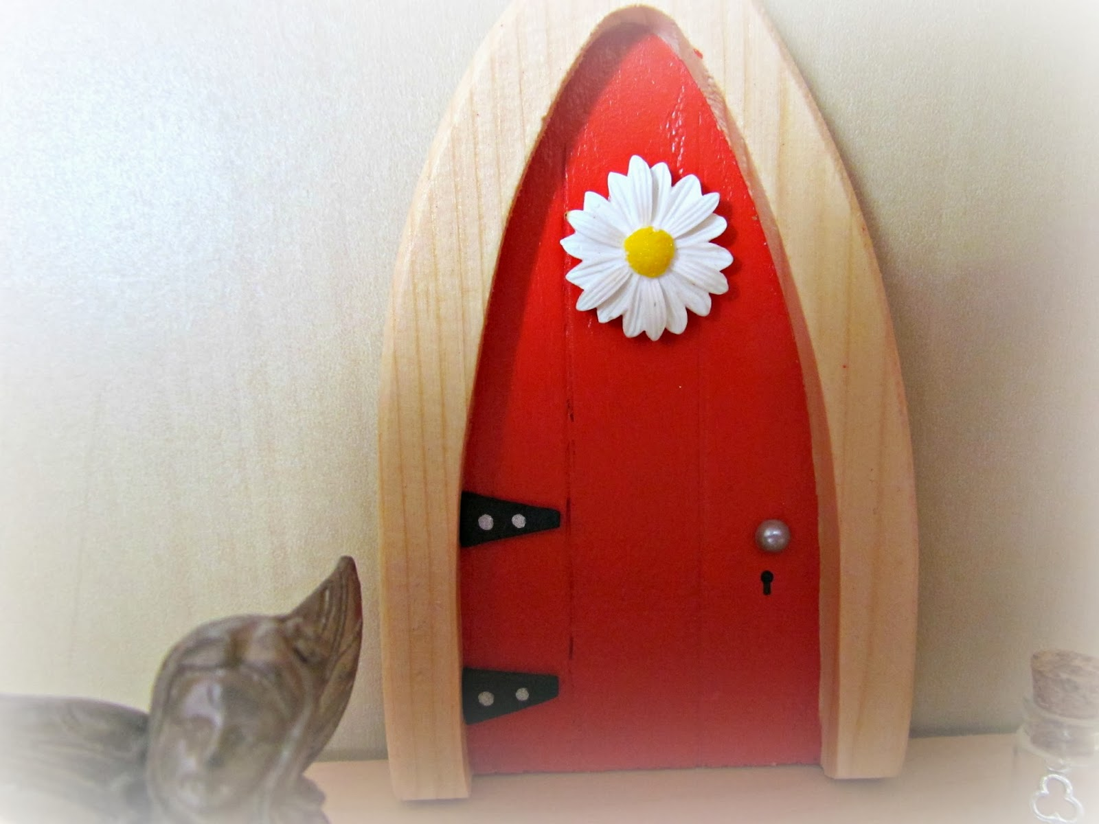 Image gallery lil fairy door company for Irish fairy door ideas