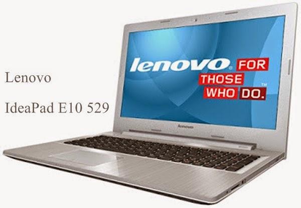 Harga dan Spesifikasi Terbaru Lenovo IdeaPad E10 529
