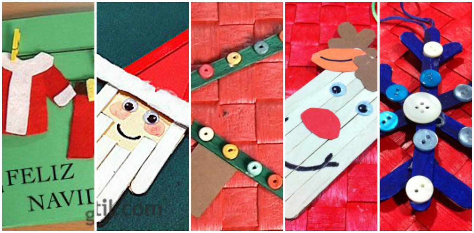 Zapatito cochinito - Manualidades navidenas faciles para ninos ...