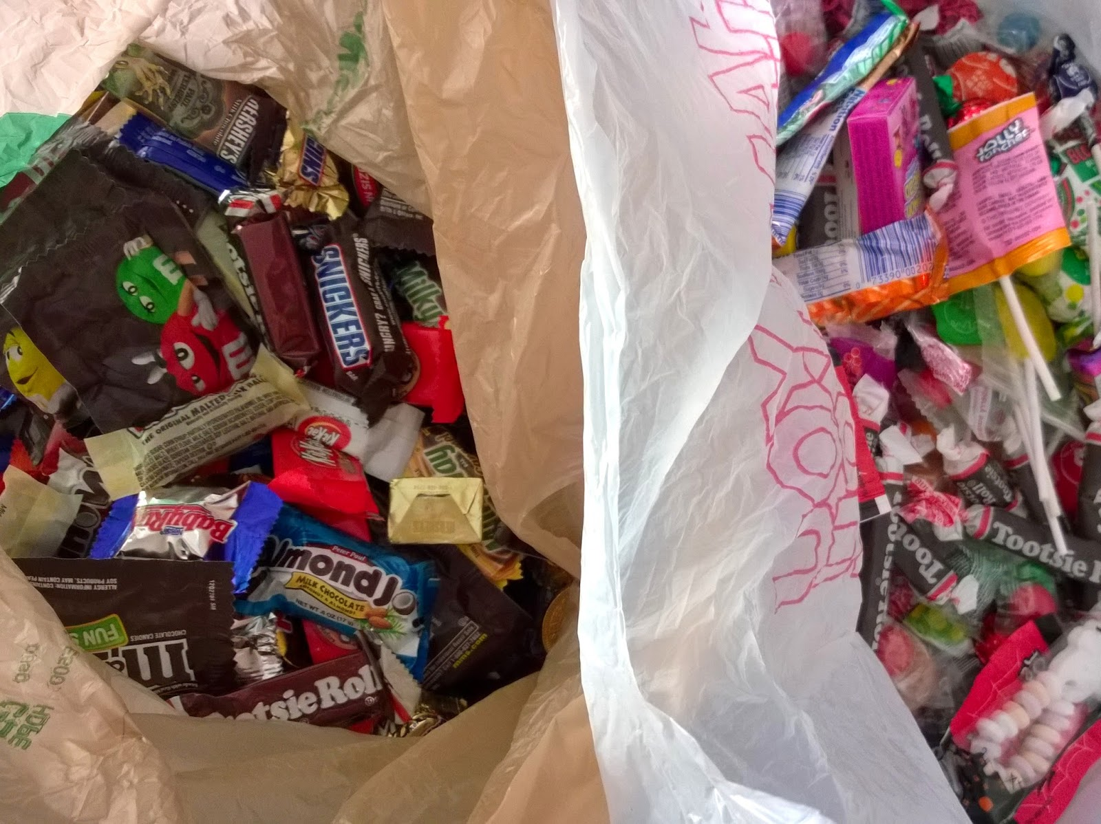 Operation Gratitude candy buy back