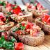 Sarımsak Aromalı Fesleğenli Ekmek