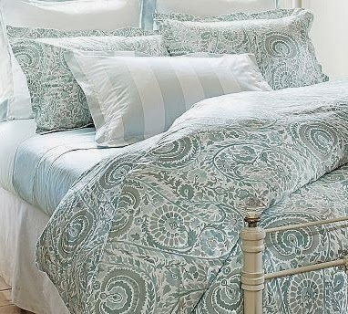 paisley decorating idea