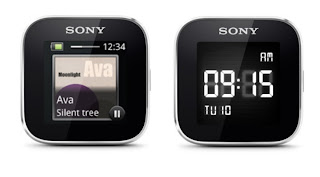 Specifications Sony SmartWatch