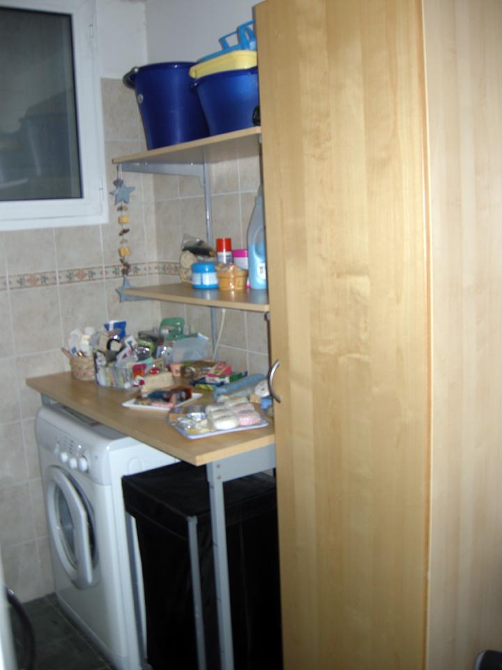Scrapperita armadietti del bagno organizzati - Cestini bagno ikea ...
