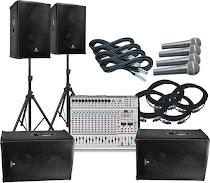 PA Sistem / Karaoke