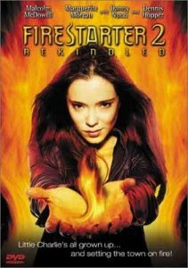 Firestarter 2: Rekindled movie