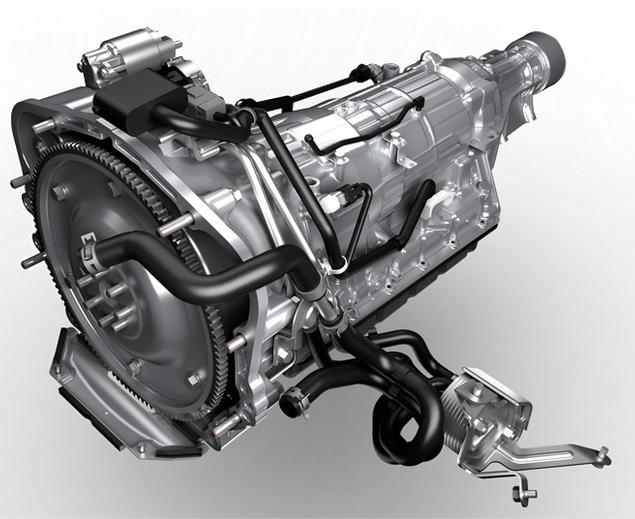 Ilustrasi Transmisi Automatic Toyota 86