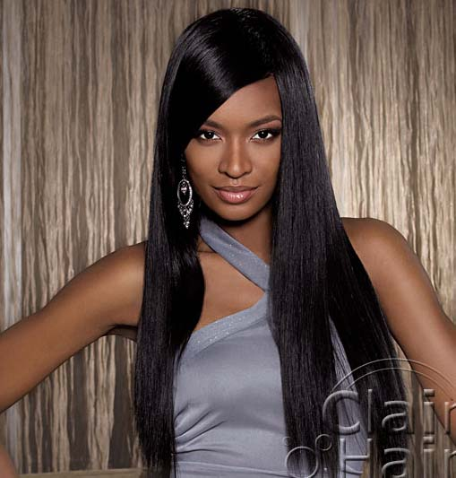 Black Hair Styles Extensions 49