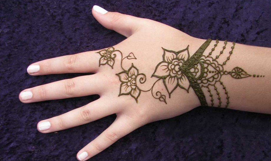 Easy Mehndi Designs 2011  Mehndi Design 99