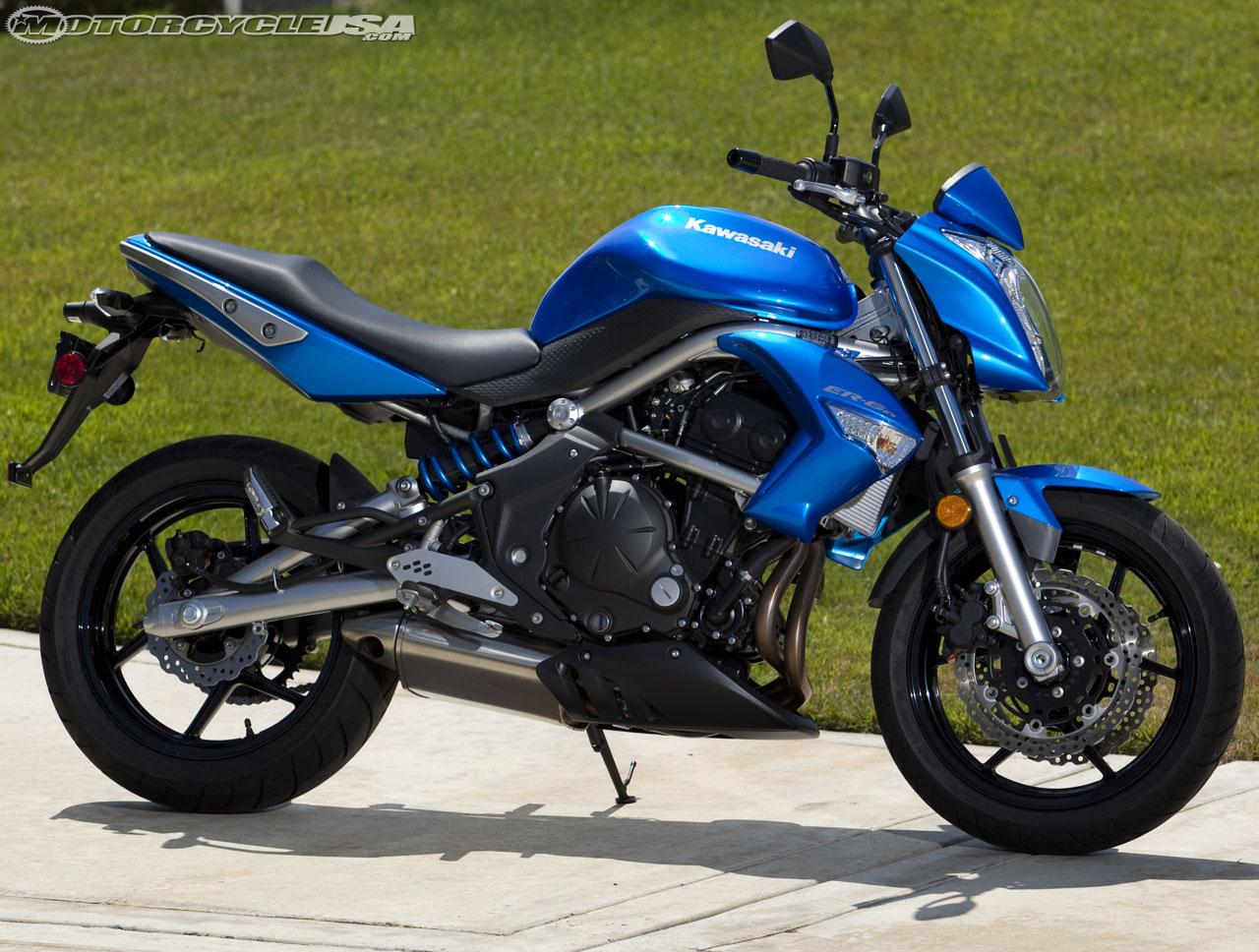Kawasaki ER6N   ONE for ALL