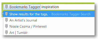 Bookmarks Tagger For Chrome: Assign tags to bookmarks and ease the search