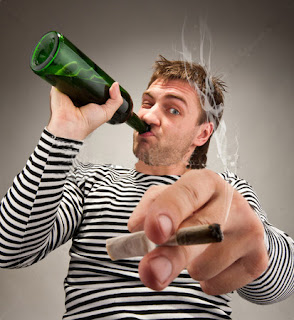 Пьяный моряк