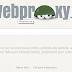 Daftar Web Proxy Untuk Membuka Situs Yang di Blokir
