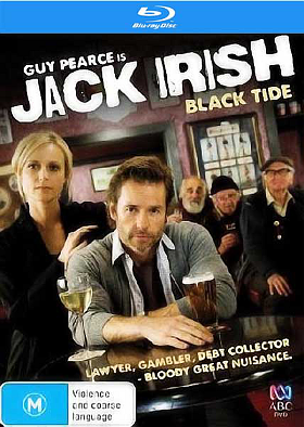 Filme Poster Jack Irish: Black Tide BDRip XviD & RMVB Legendado