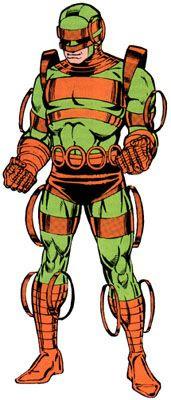 Dibujo del Anillador-Marvel