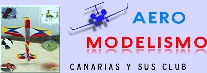 AEROMODELISMO CANARIO Y SUS CLUB