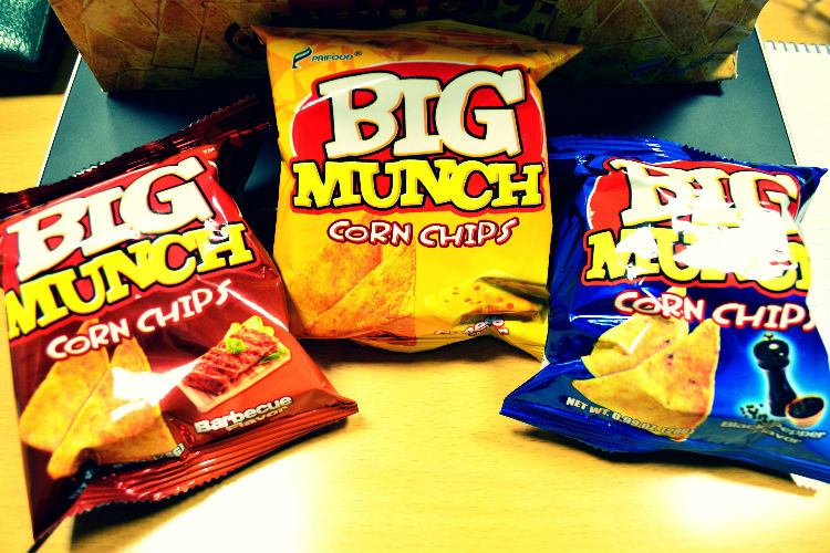 Big Munch Corn Chip