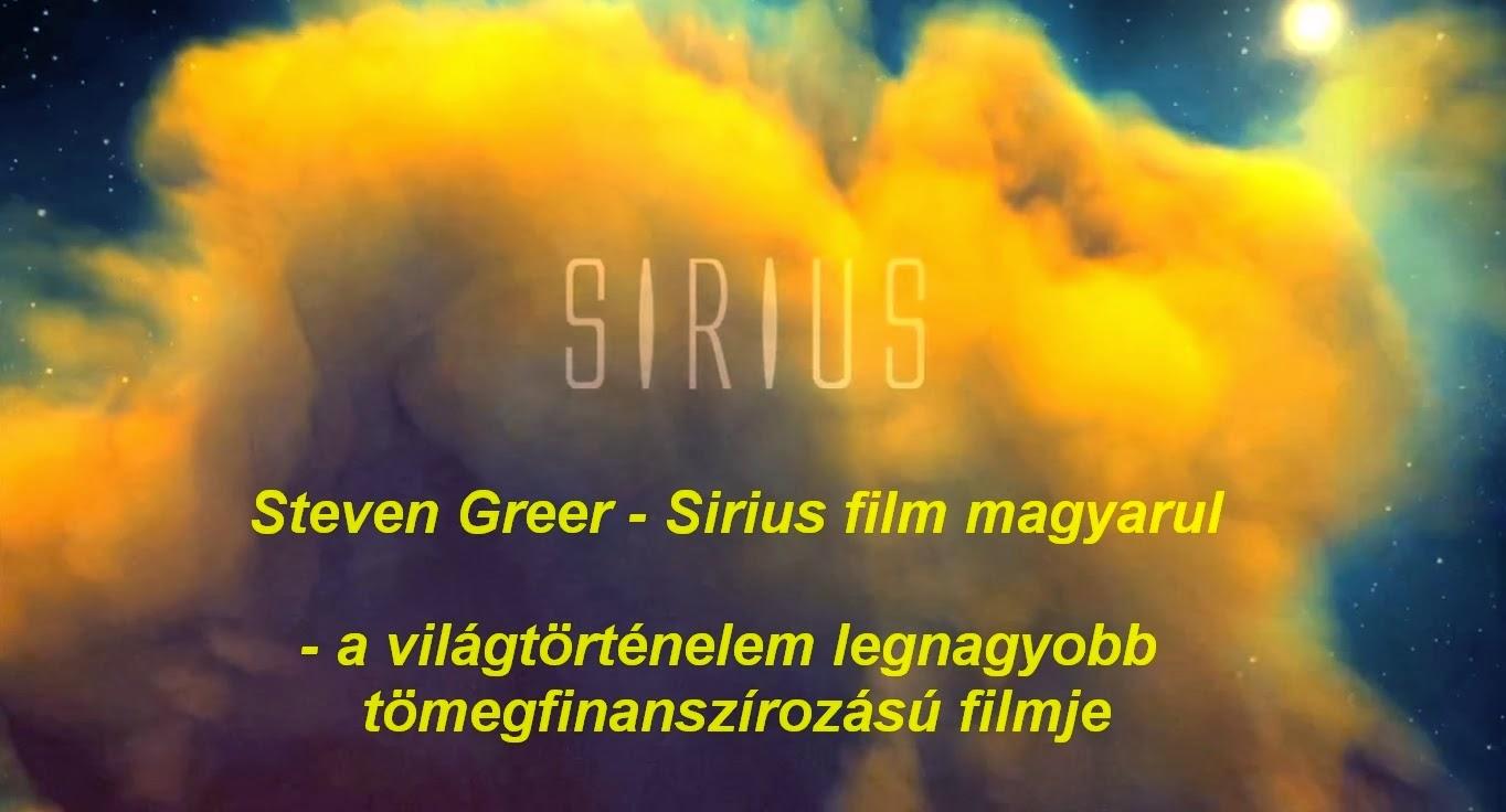 Steven Greer - Sirius