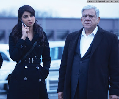 shahrukh khan and priyanka chopra hot latest pictures from don 2