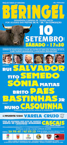 BERINGEL - 10 DE SETEMBRO