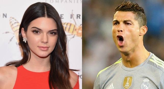 Kendall Jenner est disposé à avoir un rendez-vous avec Cristiano Ronaldo