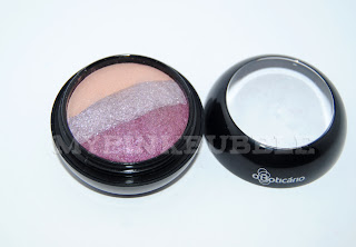 O Boticario: Sombra Baked makeup B infinit collection
