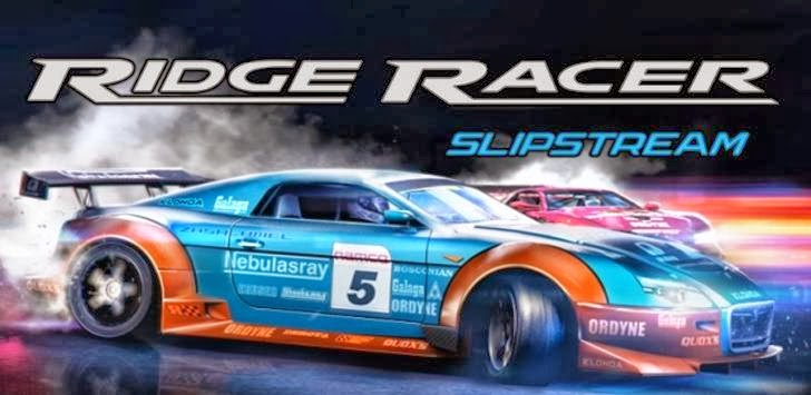 Download Ridge Racer Slipstream Apk + Data [Mod Money]