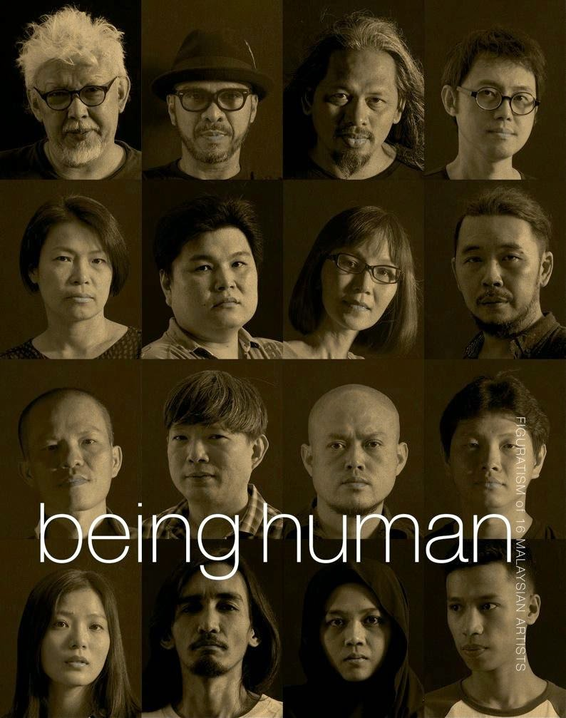 BEING HUMAN Figuratism of 16 Malaysian Artist