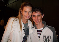 Mariana Weickert and Adal