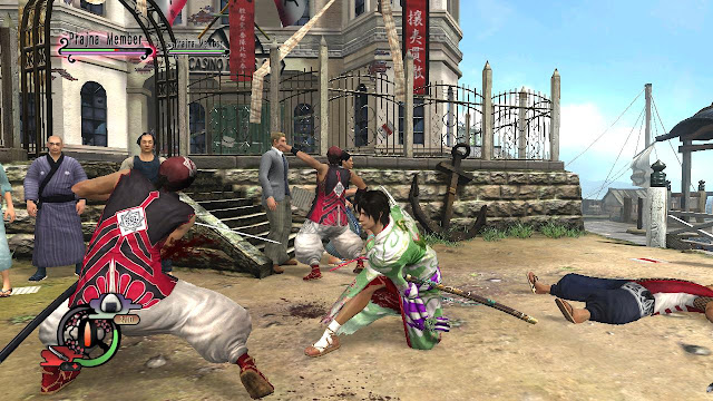 Way Of Samurai 4 HD Wallpaper
