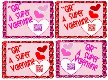 Free Valentine Card for Students
