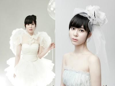 Foto Artis Korea Choi Ah-ra