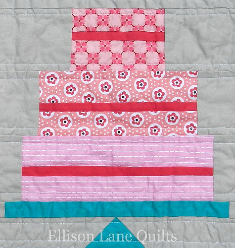 Quilt Inspiration: Free Pattern Day: Sweets ! Cupcakes