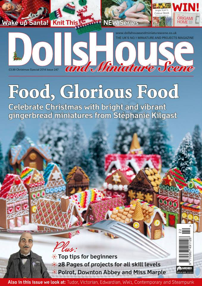 DOLLS HOUSE & MINIATURE SCENE MAGAZINES BUY HERE